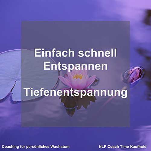 Tiefenentspannung audiobook cover art