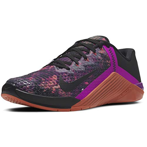 Nike Metcon 6, (Negro/Negro Martian Sunrise), 45 EU
