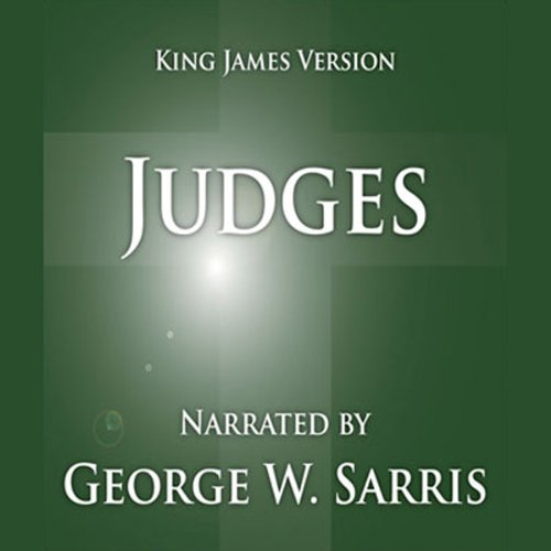 The Holy Bible - KJV: Judges cover art