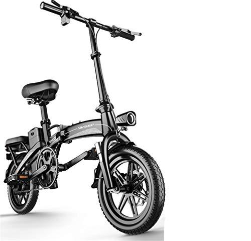 Bicicleta Eléctrica Plegable Adulto Portátil fácil de guardar en Caravana, Autocaravana, 14