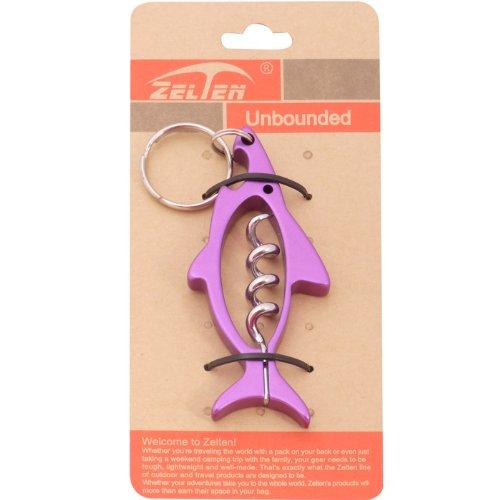 bottle opener keychain women - 8