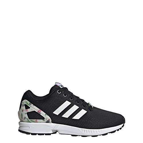 adidas Zx Flux W - Zapatillas deportivas para mujer, color negro, Mujer, EG5378, Negro , 39 1/3 EU