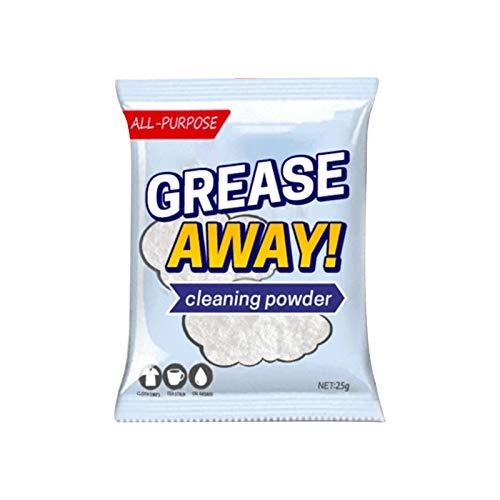 1/10/20/100 unids polvo limpiador 25g descontaminación bicarbonato de sodio limpieza polvo quitar manchas bicarbonato de sodio