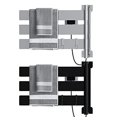 HAITOY Moderno Hotel tendedero termostático de Acero...
