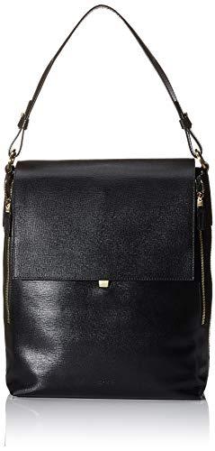 BREE Damen Chicago 10 Business Tasche, Schwarz (Black), 16x36x30 cm