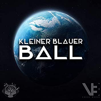 Kleiner Blauer Ball