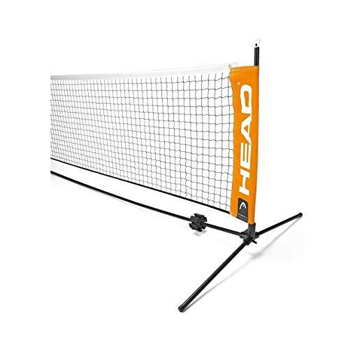 Head Tip Net 5-5m, Accessori Tennis Unisex Adulto, Rosso, Taglia Unica