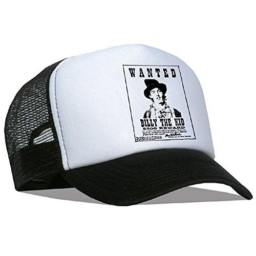 Raphia Art Casquette en maille – Billy the Kid 500 $ Reward