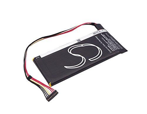 CS-AUP180SL Batería 5130mAh Compatible con [ASUS] P1801, P1801-B037K, Transformer AiO, Transformer AiO P1801 sustituye C11-P1801
