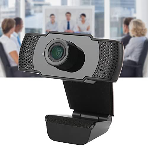 Cámara para computadora portátil, cámara Web para PC DC5V Plug and Play para transmisiones en Vivo para videoconferencias para Clases en línea