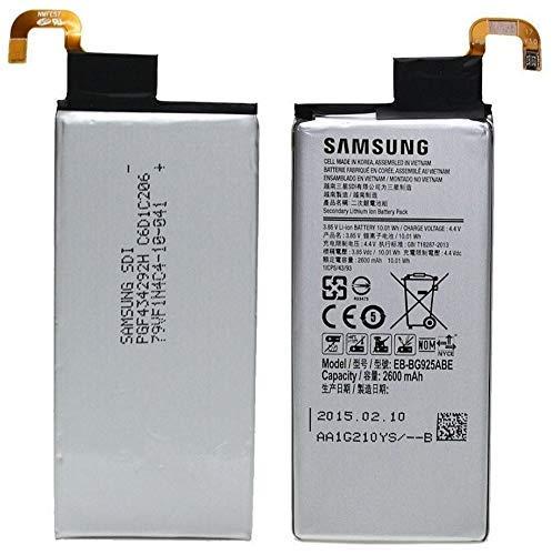 Samsung Galaxy S6 Edge G925F Akku Batterie EB-BG925ABE GH43-04420A 2600mAh