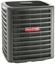 Goodman R410A Split System Heat Pump 16 SEER 4 Ton 2 Stage Compressor Condenser