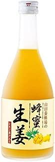 蜂蜜生姜ドリンク(レモン果汁入) 500ml