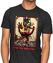Enter the Defenders Best Seller Mens, Short Sleeves Shirt, Unisex Hoodie, Sweatshirt For Mens Womens Ladies Kids Mexico