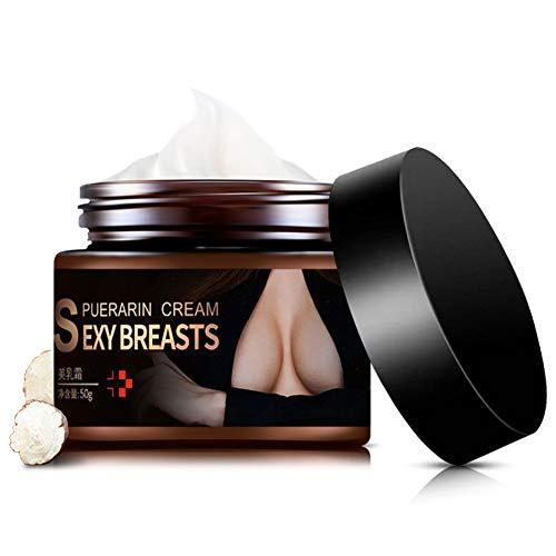 Crema para mujeres, Crema de aumento de pecho, Extractos naturales de plantas Crema de aumento de aumento de senos Crema reafirmante de senos