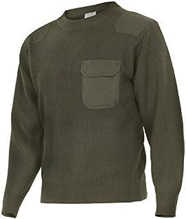 Velilla Serie 100/C3/TL Jersey, Verde caza, L