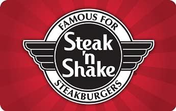 steak n shake gift card deals