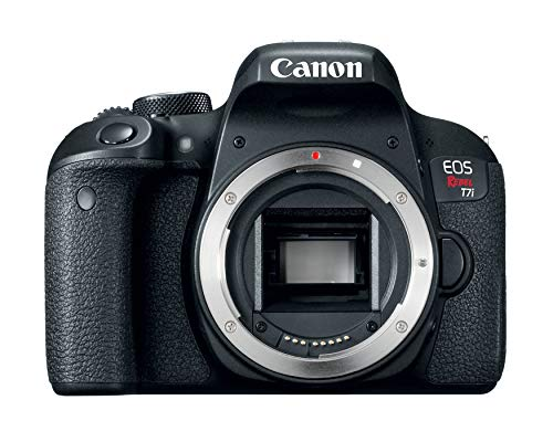 Canon EOS REBEL T7i Body (Renewed)