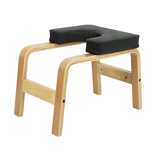 Q&Z Yoga Stool,Yoga Headstand Bench Prop For Family Gym Yoga Sports Aids Workout Exercise...