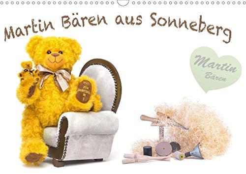 Martin Bären aus Sonneberg (Wandkalender 2021 DIN A3 quer)
