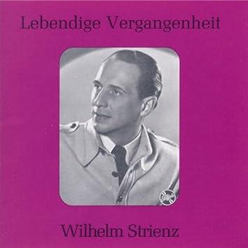 Lebendige Vergangenheit - Wilhelm Strienz