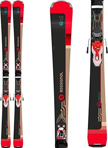 Rossignol Famous 6 Skis w/Xpress 11 Bindings Womens Sz 149
