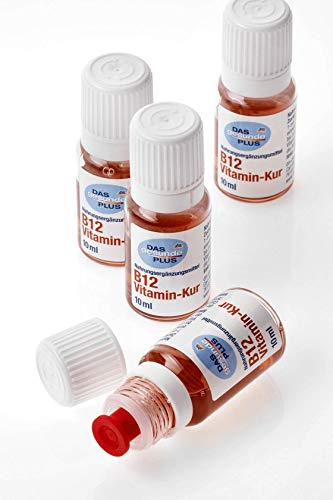 De gezonde PLUS B12 vitamine-kuur ampullen, 10 stuks