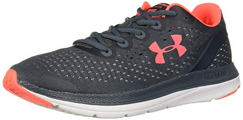 Under Armour Men's Charged Impulse Running Shoe, Wire (401)/Beta Red, 12