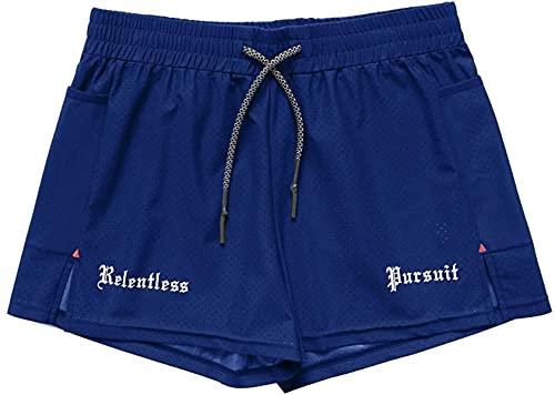 J.Apperal. Men's Sports Shorts Elastic Waist Fitness Leisure Comfortable Elastic Waist