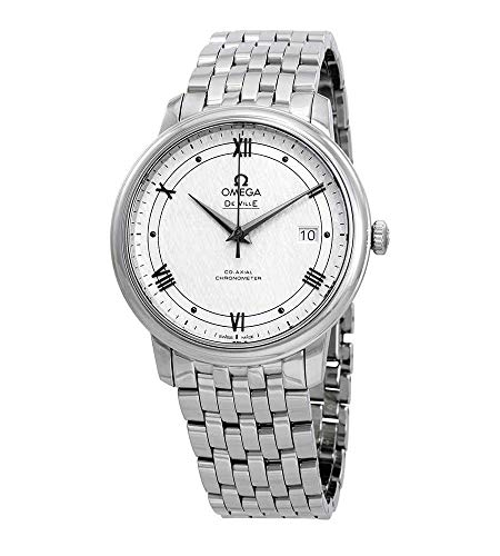Omega De Ville 424.10.40.20.02.005 - Reloj automático para hombre