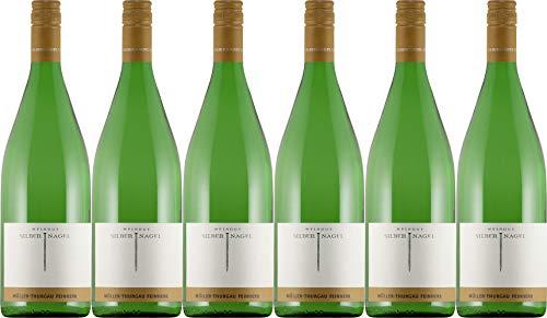 Silbernagel Müller-Thurgau 2019 Feinherb (6 x 1.0 l)
