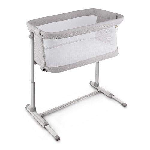 Baby Bassinets – Adjustable and Easy to Assemble Bassinet for Baby, Lightweight Baby Bassinet and Bedside Sleeper for Safe Co-Sleeping with...