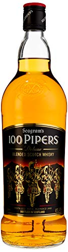 Seagrams 100 Pipers Scotch Whisky Blended Whisky (1 x 1 l)