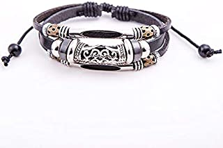 Bracelet for Men by Punk,Leather,SG15658