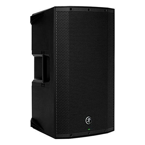 Best Prices! Mackie 1300 Watt 15 Inch 2 Channel Powered Amplifier Loudspeaker, Black (4 Pack)