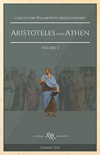Aristoteles und Athen: Volume 2