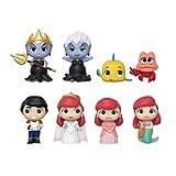 Funko - Figuritas Disney La Petite Sirene Mystery Minis - 1 Boîte Au Hasard / One Random Box - 0889698401197