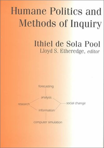 Pool, I: Humane Politics and Methods of Inquiry