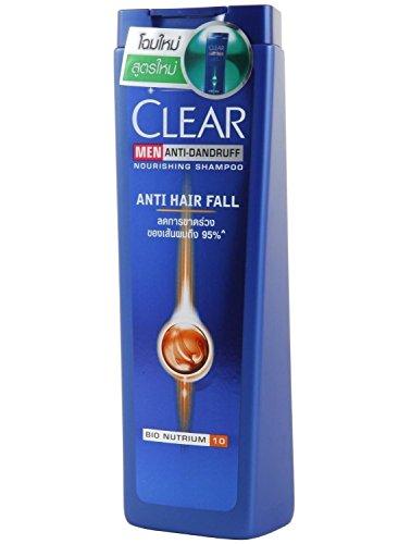 Clear Men Anti-dandruff Anti Hair Fall Shampoo (180ml) by Clear
