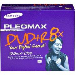 Samsung Pleomax DVD+R 4.7GB