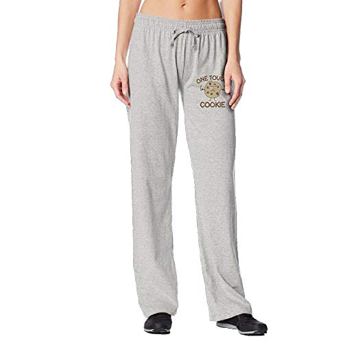 One Tough Cookie Graphic Womens Gym Sweatpants