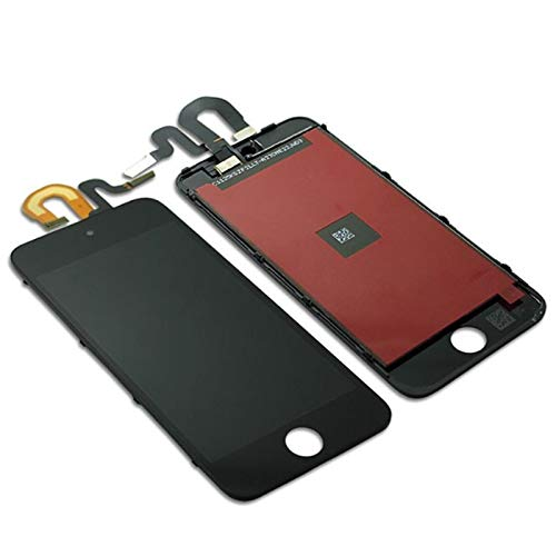 Sintech.DE Limited Display-Einheit (LCD, Touchscreen) passend für iPod Touch 5G / Touch 6G schwarz