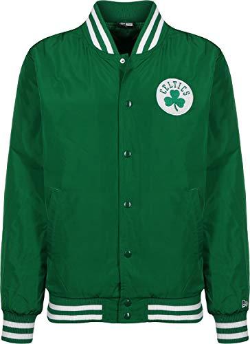 New Era Boston Celtics Bomberjacke, Grün, L