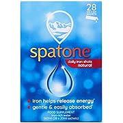 Spatone Natural Liquid Iron Supplement Original, 28 Sachets x 20 ml (Packaging May Vary)