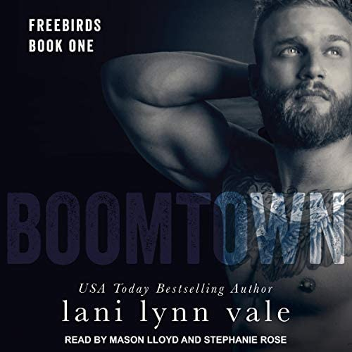 Boomtown Freebirds Book 1 product image