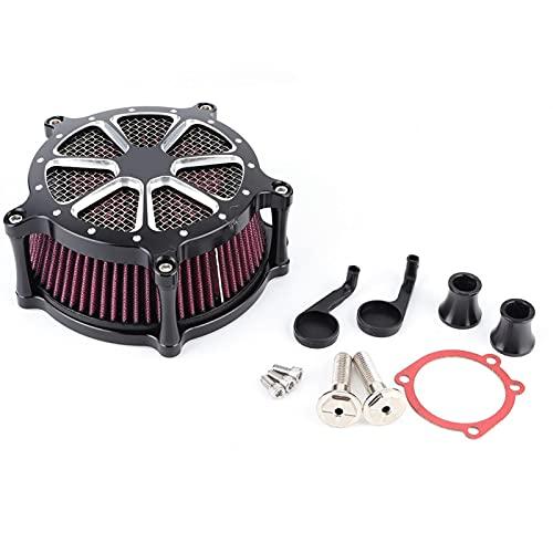 Filtro de aire modificado para su vehículo Reemplazo superior para motocicletas.