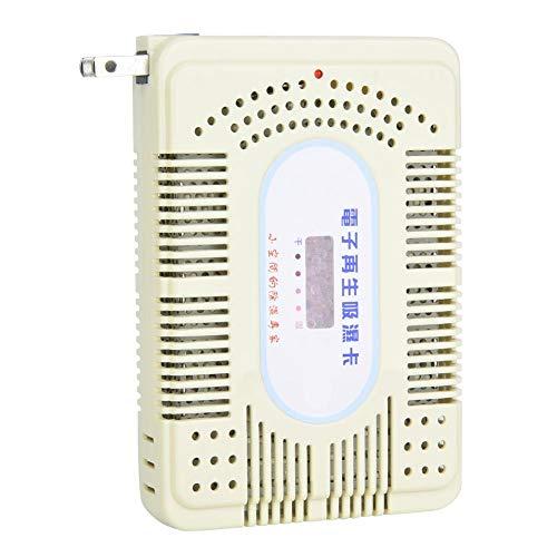 Caja de secado de agente de tarjeta de regeneración electrónica Caja de secado Deshumidificador Enchufe AC110V-240V(L)