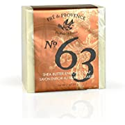 Pre De Provence Aromatic, Warm and Spicy, No. 63 Mens 200 Gram Cube Soap 2 Pack