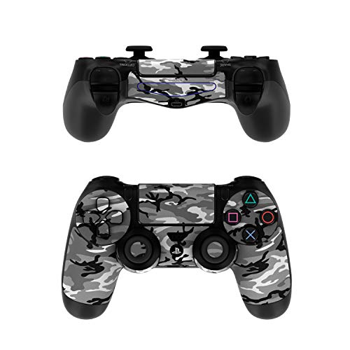 Urban Camo - PS4 Controller Skin Sticker Decal Wrap (Controller NOT Included) [Video Game]
