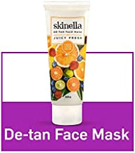 Skinella Juicy Fresh De-Tan Face Mask, 100 Gram